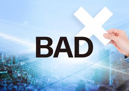 BAD イメージ