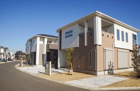 目標は戸建て住宅の建築完了と同時に外構も完成すること