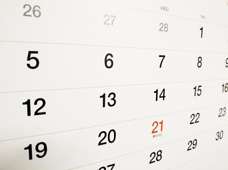 契約締結から工事開始までは1~2週間必要に