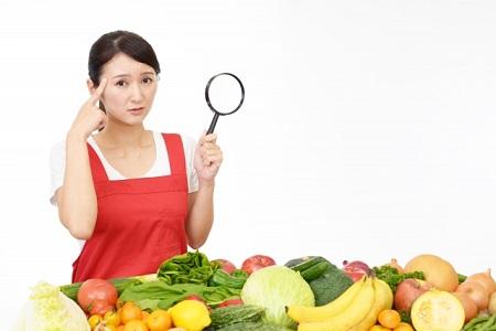 農薬を使った野菜は心配?