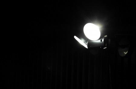防犯予防をしたい方…防犯ライトがおすすめ