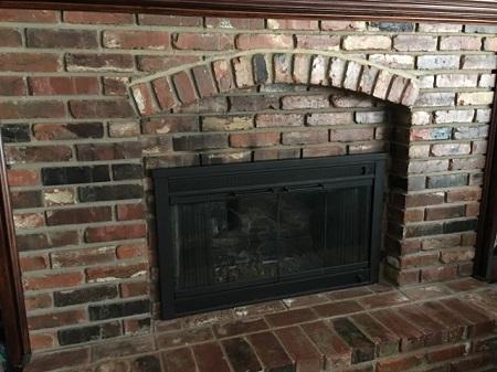 自作の耐火煉瓦の用途